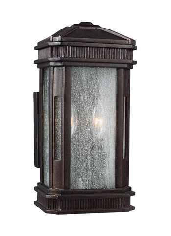 Feiss - Two - Light Outdoor Sconce - OL10800GBZ