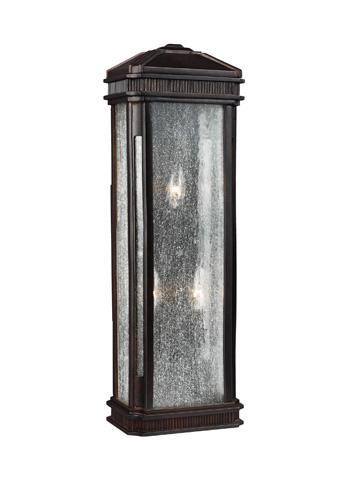 Feiss - Three - Light Outdoor Sconce - OL10801GBZ