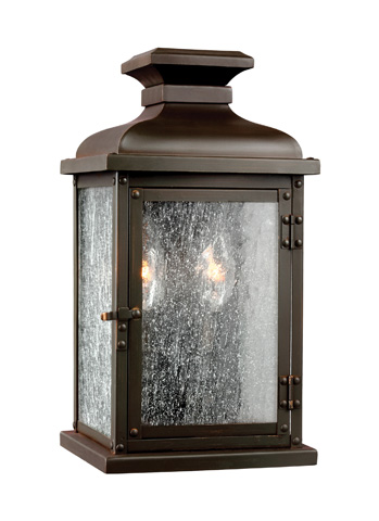 Feiss - Two - Light Outdoor Sconce - OL11100DAC