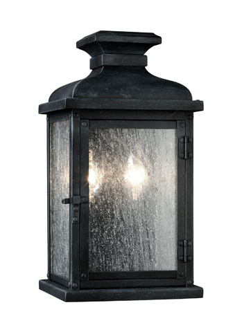 Feiss - Two - Light Outdoor Sconce - OL11100DWZ