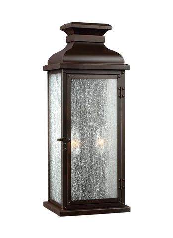 Feiss - Two - Light Outdoor Sconce - OL11101DAC