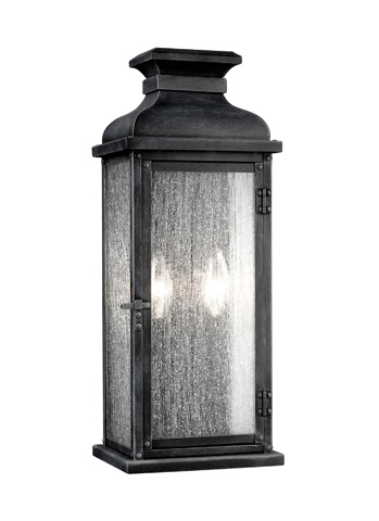 Feiss - Two - Light Outdoor Sconce - OL11101DWZ