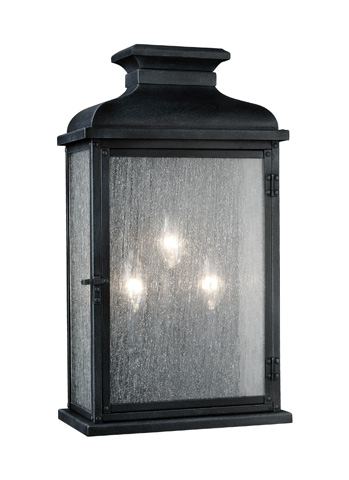 Feiss - Three - Light Outdoor Sconce - OL11102DWZ