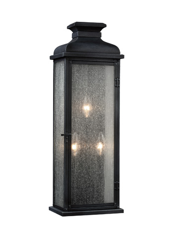 Feiss - Three - Light Outdoor Sconce - OL11104DWZ