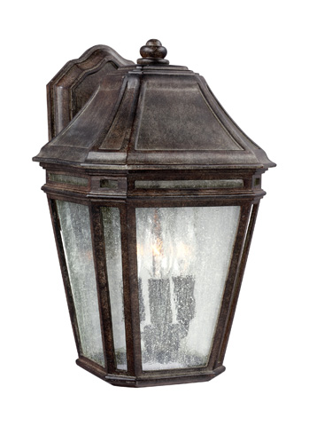 Feiss - Three - Light Outdoor Sconce - OL11301WCT