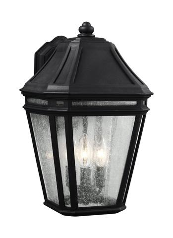 Feiss - Three - Light Outdoor Sconce - OL11302BK