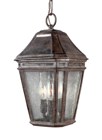 Feiss - Three - Light Outdoor Pendant - OL11309WCT