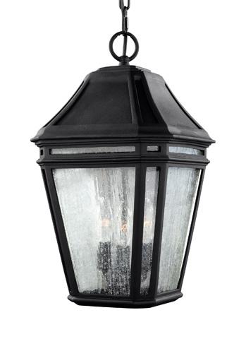 Feiss - Three - Light Outdoor Pendant - OL11311BK