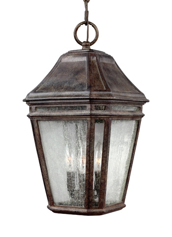 Feiss - Three - Light Outdoor Pendant - OL11311WCT