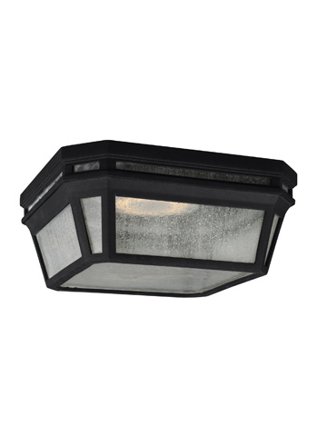 Feiss - LED Outdoor Flush - OL11313BK-LED