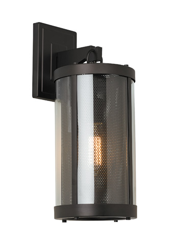 Feiss - One - Light Bluffton Outdoor Wall Sconce - OL12001ORB
