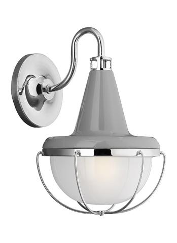 Feiss - One - Light Outdoor Lantern - OL14002HGG/PN