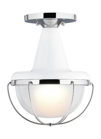 Feiss - One - Light Outdoor Flush Mount - OL14013HGW/PN