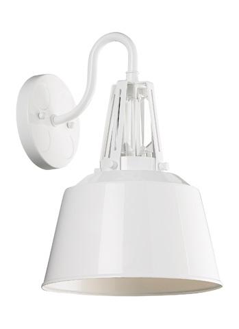 Feiss - One - Light Outdoor Lantern - OL15002HGW