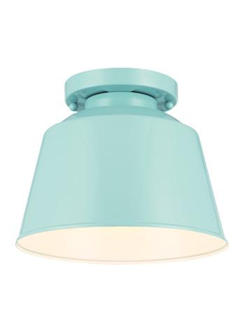 Feiss - One - Light Outdoor Flush Mount - OL15013SHBL