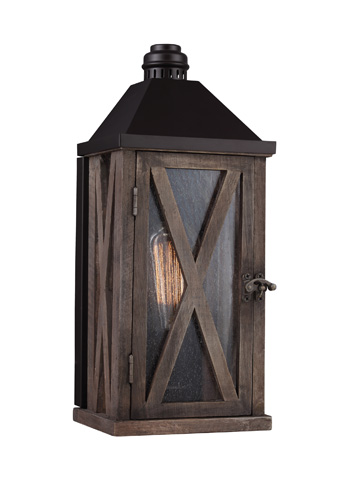 Feiss - One - Light Outdoor Wall Sconce - OL17000DWO/ORB