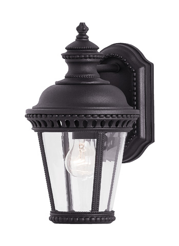 Feiss - One - Light Wall Lantern - OL1900BK
