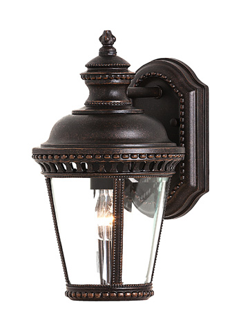 Feiss - One - Light Wall Lantern - OL1900GBZ