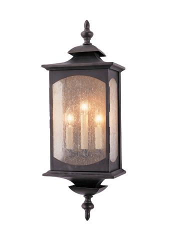 Feiss - Three - Light Wall Lantern - OL2602ORB