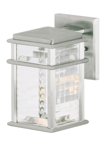 Feiss - One - Light Wall Lantern - OL3400BRAL