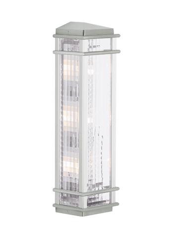 Feiss - Three - Light Wall Lantern - OL3404BRAL