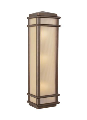 Feiss - Three - Light Wall Lantern - OL3404CB