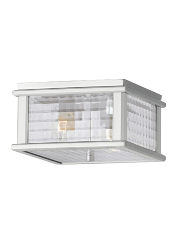 Feiss - Two - Light Ceiling Fixture - OL3413BRAL