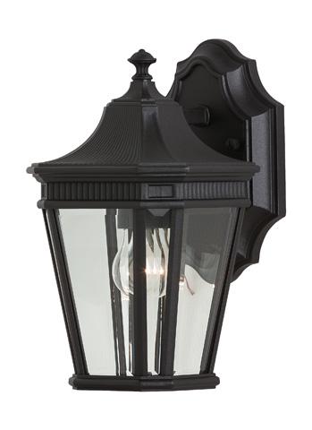 Feiss - One - Light Wall Lantern - OL5400BK