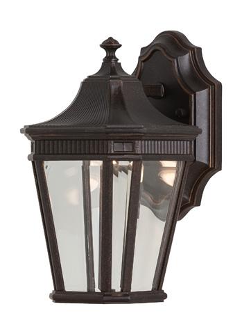 Feiss - One - Light Wall Lantern - OL5400GBZ-LED