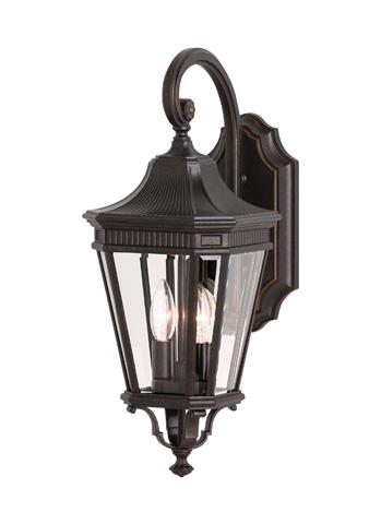 Feiss - Two - Light Wall Lantern - OL5401GBZ