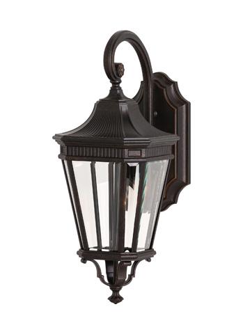Feiss - One - Light LED Wall Lantern - OL5401GBZ-LED