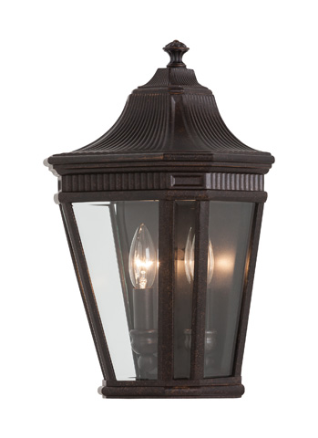 Feiss - Two - Light Wall Lantern - OL5403GBZ