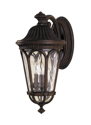Feiss - Three - Light Wall Lantern - OL5603WAL
