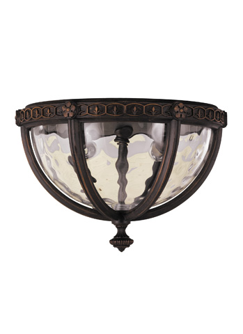 Feiss - Two - Light Ceiling Fixture - OL5613WAL