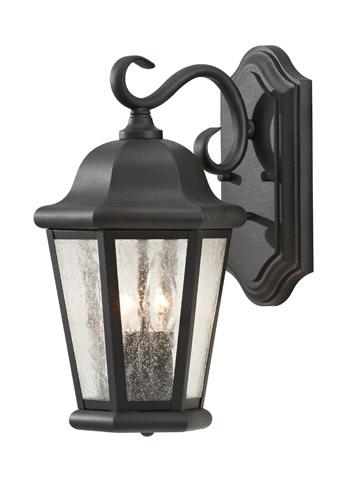 Feiss - One-Light Outdoor Lantern - OL5901BK