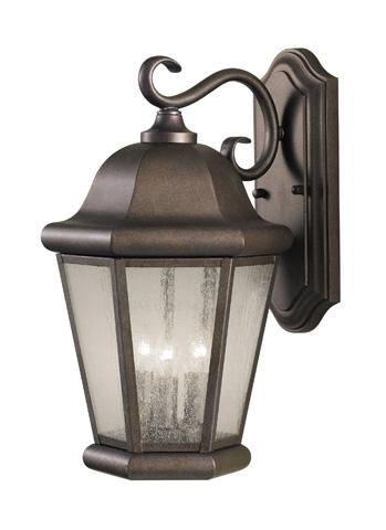 Feiss - Three - Light Wall Lantern - OL5902CB