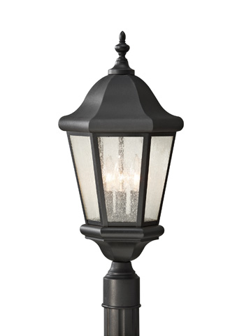 Feiss - One-Light Outdoor Lantern - OL5907BK