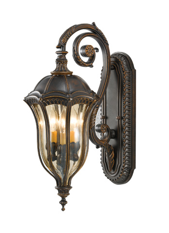 Feiss - Three - Light Wall Lantern - OL6002WAL