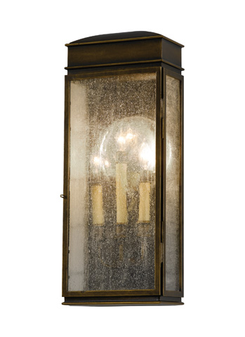 Image of Two - Light Wall Lantern