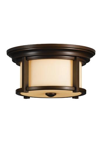 Feiss - Two - Light Ceiling Fixture - OL7513HTBZ