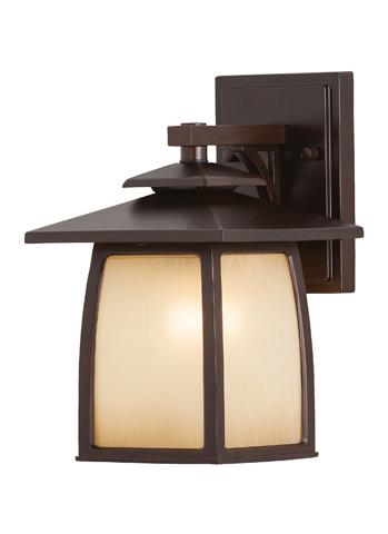 Feiss - One-Light Outdoor Lantern - OL8500SBR