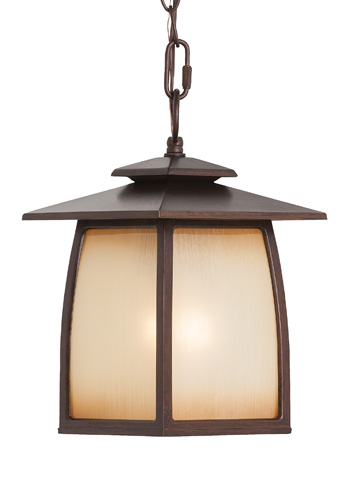 Feiss - One-Light Outdoor Lantern - OL8511SBR