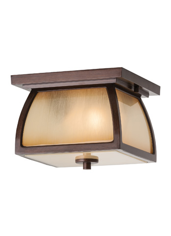 Feiss - One-Light Outdoor Lantern - OL8513SBR