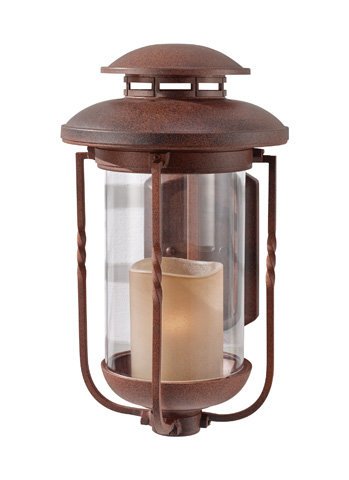 Feiss - One - Light Outdoor Lantern - OL9202CN
