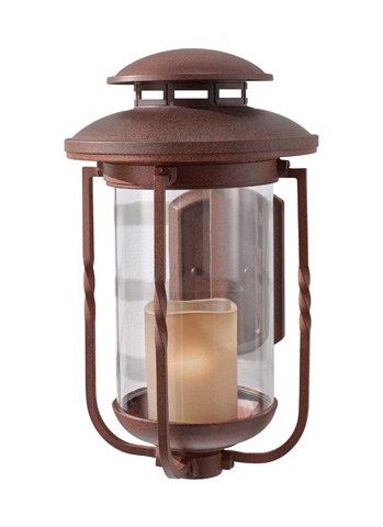 Feiss - One - Light Outdoor Lantern - OL9204CN