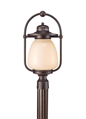 Feiss - One - Light Outdoor Lantern - OL9308GBZ