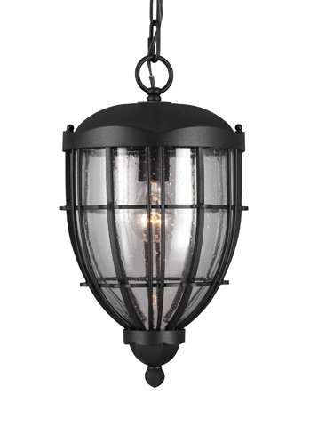 Feiss - One - Light Outdoor Lantern - OL9811TXB