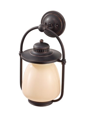 Feiss - One - Light Outdoor Lantern - OLPL7402GBZ