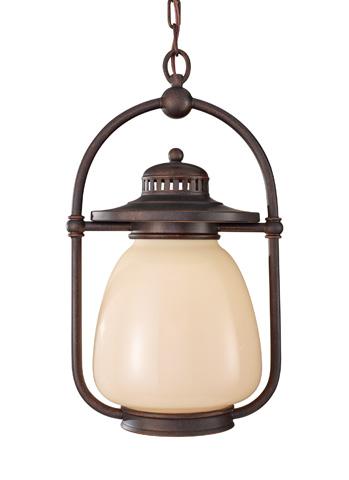Feiss - One - Light Outdoor Lantern - OLPL7411GBZ