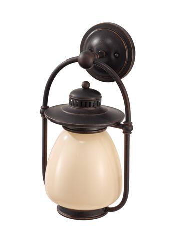Feiss - One - Light Outdoor Lantern - OLPL7502GBZ
